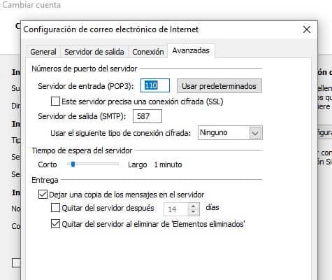 ¿Problemas para enviar correos con nuestros servidores?