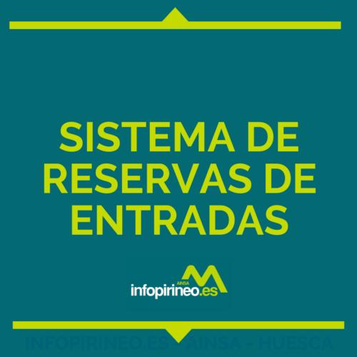 Sistema de Reservas de Entradas
