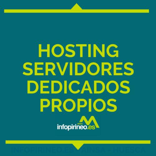 Hosting - Alojamiento para su WEB