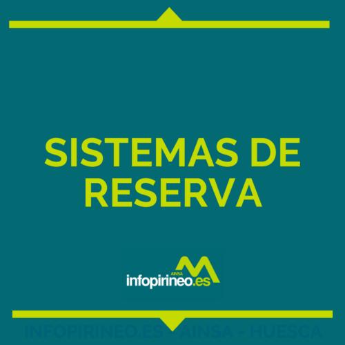 Sistemas de reservas
